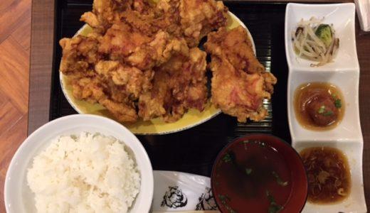 札幌赤れんがテラスの布袋でザンギを食べてきました。