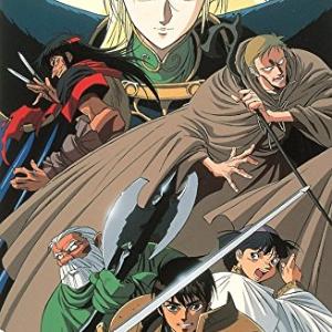 アニメ「ロードス島戦記」1990年の作品だけど今見ても面白い!